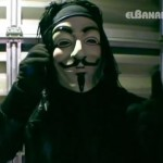 EL BANANERO VS ANONYMOUS VS FACEBOOK